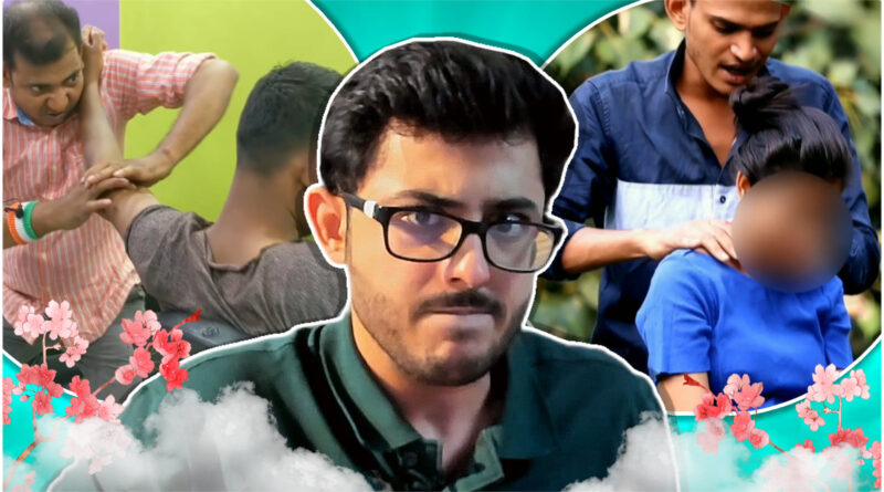CarryMinati's new video Massage Paradise is out now