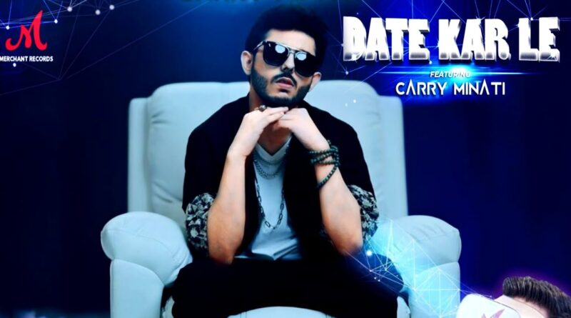CarryMinati's new song Date Karle by Salim-Sulaiman out now