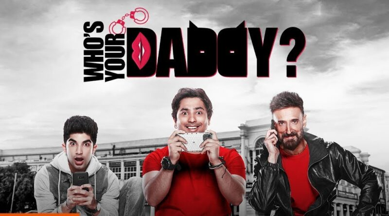 Filmfare OTT Awards - Harsh Beniwal bags nomination in Best Actor category for Who's Your Daddy