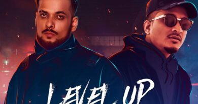 Ikka's Level Up is the first hiphop track to enter radio top 20 chart
