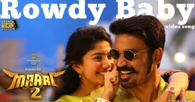 Rowdy Baby becomes the first South Indian song to enter the 1 billion views club