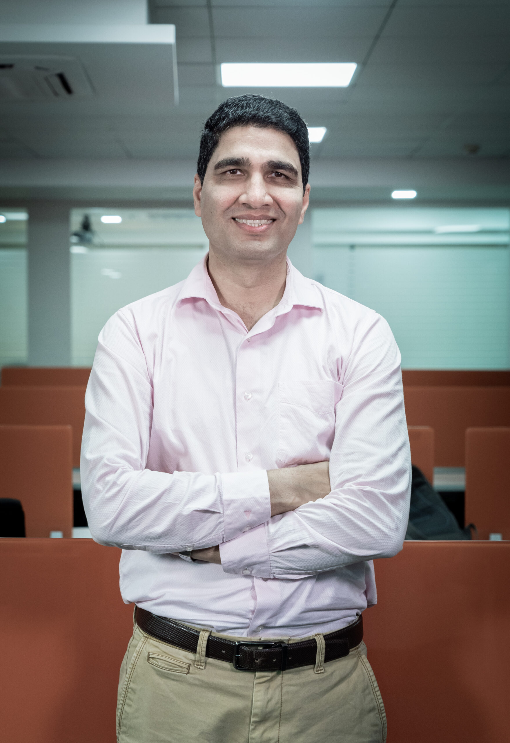 Sumeet Mehta, Co-Founder and Chief Executive Officer, LEAD School