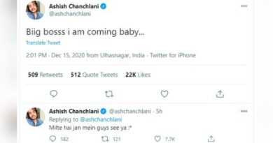 YouTuber Ashish Chanchlani to appear in Colors' Bigg Boss 14?