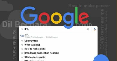 Check out the most searched topics by Indians on Google in 2020
