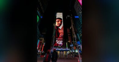 Divine becomes first Indian rapper to get featured on Times Square Billboard