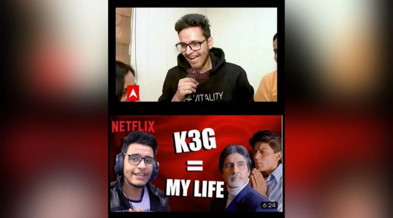 Triggered Insaan is on cloud 9 - 8 million subscribers & collaboration with Netflix