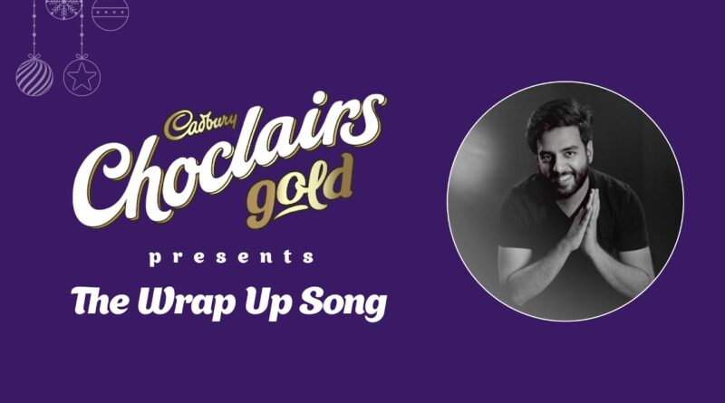 Yashraj Mukhate is back with Wrap Up Song Using Wrapper in association with Cadbury Choclairs