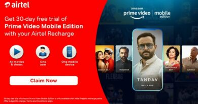 Amazon joins hands with Airtel to launch its first mobile-only video plan in India