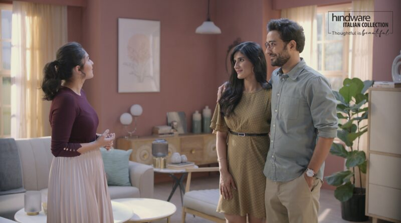 Hindware rolls out brand new campaign 'Thoughtful is Beautiful'